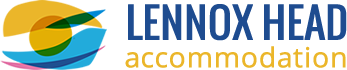 Lennox Head Accommodation Logo
