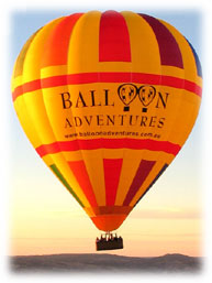 Balloon Adventures Barossa Valley - Lennox Head Accommodation