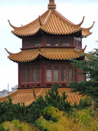 Chinese Garden of Friendship - Lennox Head Accommodation