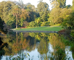 Royal Botanic Gardens Melbourne - Lennox Head Accommodation