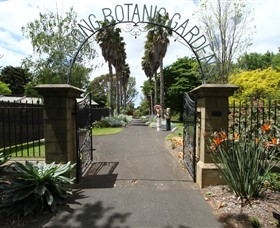 Friends of Geelong Botanic Gardens - Lennox Head Accommodation