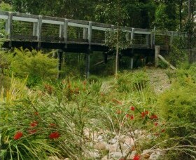 Eurobodalla Botanic Gardens - Lennox Head Accommodation