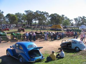 Quirindi Rural Heritage Village - Vintage Machinery and Miniature Railway Rally and Swap Meet - Lennox Head Accommodation