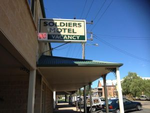 Soldiers Motel - Lennox Head Accommodation
