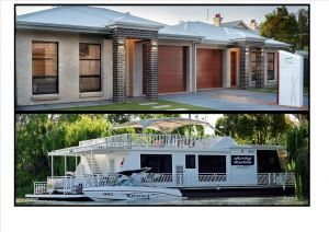 Renmark River Villas and Boats  Bedzzz - Lennox Head Accommodation